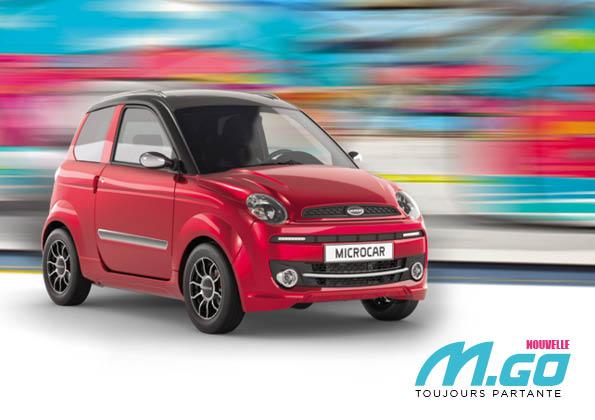 louer une voiture sans permis ligier grasse 06130 - paul position