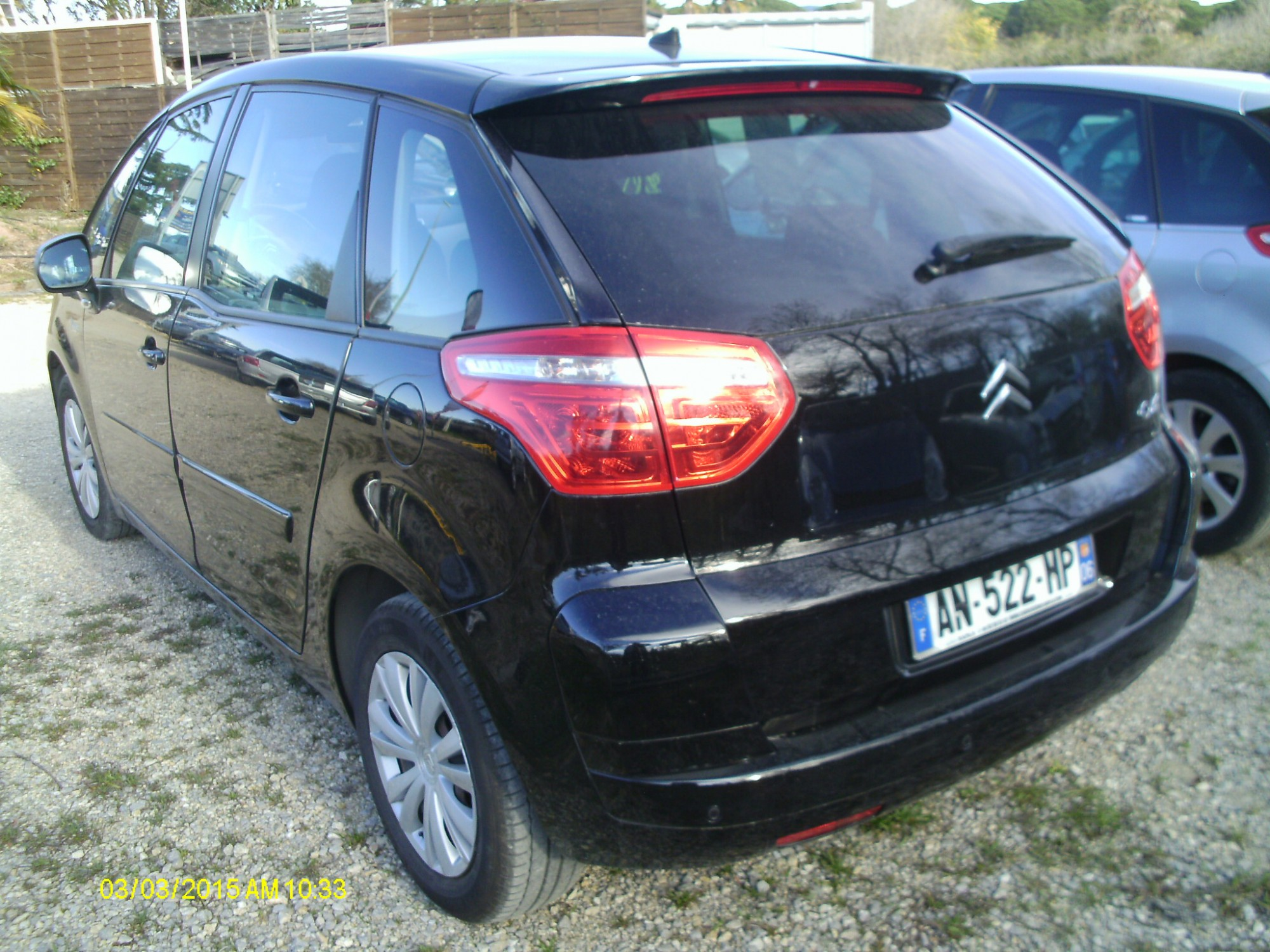 citroen c4 picasso 1 6 hdi 110 ambiance paul position. Black Bedroom Furniture Sets. Home Design Ideas