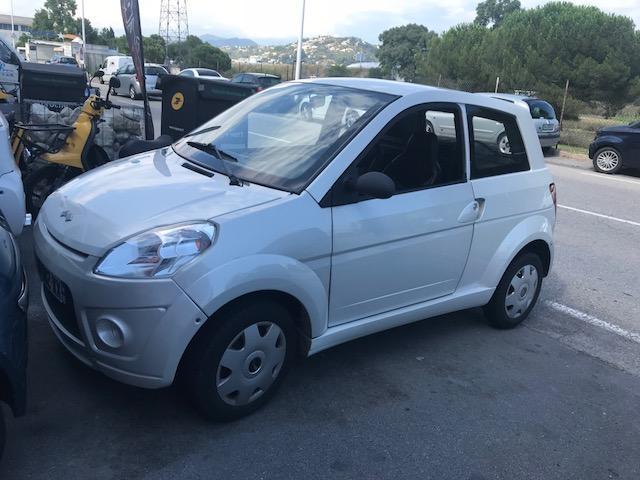 location voiture sans permis aixam pas chère grasse 06130 - paul