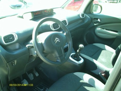citroen c3 picasso hdi 90 fap confort paul position. Black Bedroom Furniture Sets. Home Design Ideas