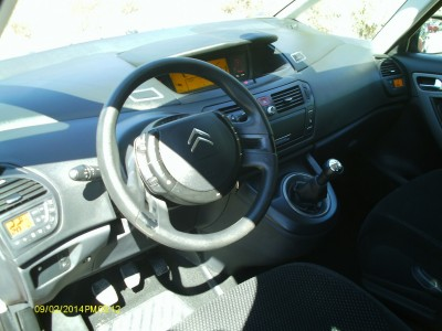 CITROEN C4 PICASSO 1.6 HDI PACK AMBIENCE