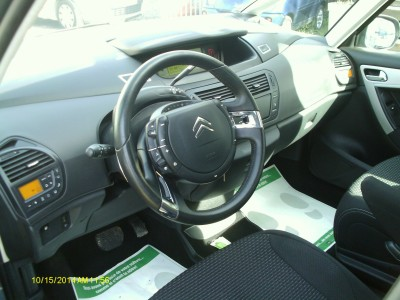 citroen c4 picasso 1 6 hdi 110 ambiance automatique paul position. Black Bedroom Furniture Sets. Home Design Ideas