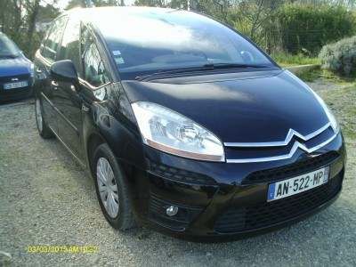 citroen c4 picasso 1 6 hdi 110 ambiance occasions nice. Black Bedroom Furniture Sets. Home Design Ideas