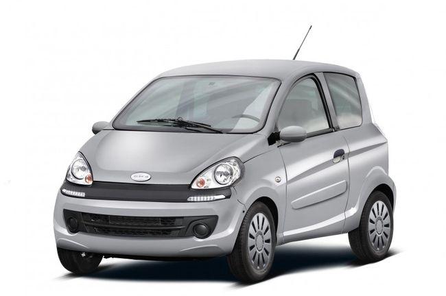 MICROCAR MGO EXPRESSION DCI voiture sans permis