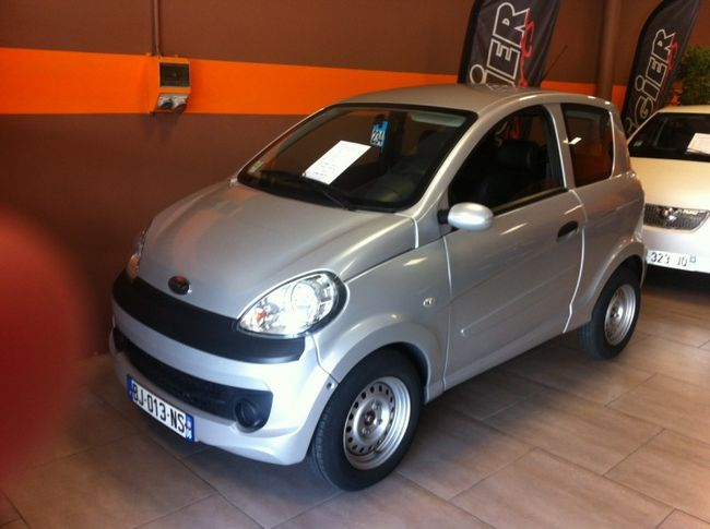 MICROCAR MGO S PACK DCI